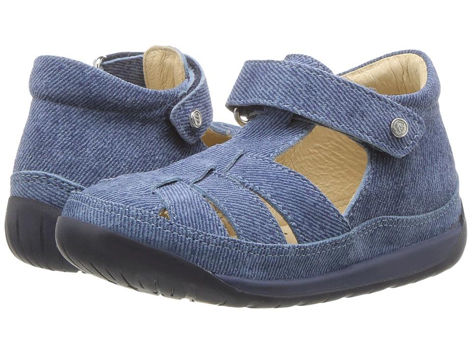 Naturino - Falcotto 163 VL SS17 (Toddler) (Denim) Boy's Shoes