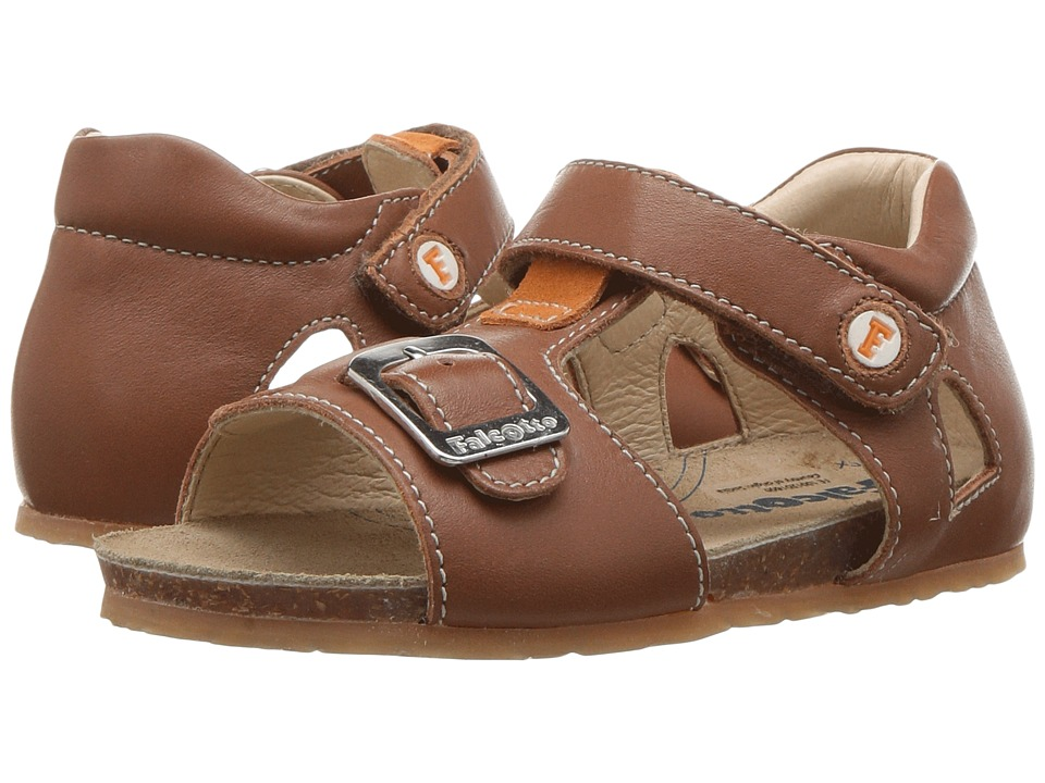 Naturino - Falcotto 1409 SS17 (Toddler) (Brown) Boy's Shoes
