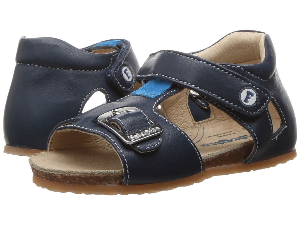 Naturino - Falcotto 1409 SS17 (Toddler) (Navy) Boy's Shoes