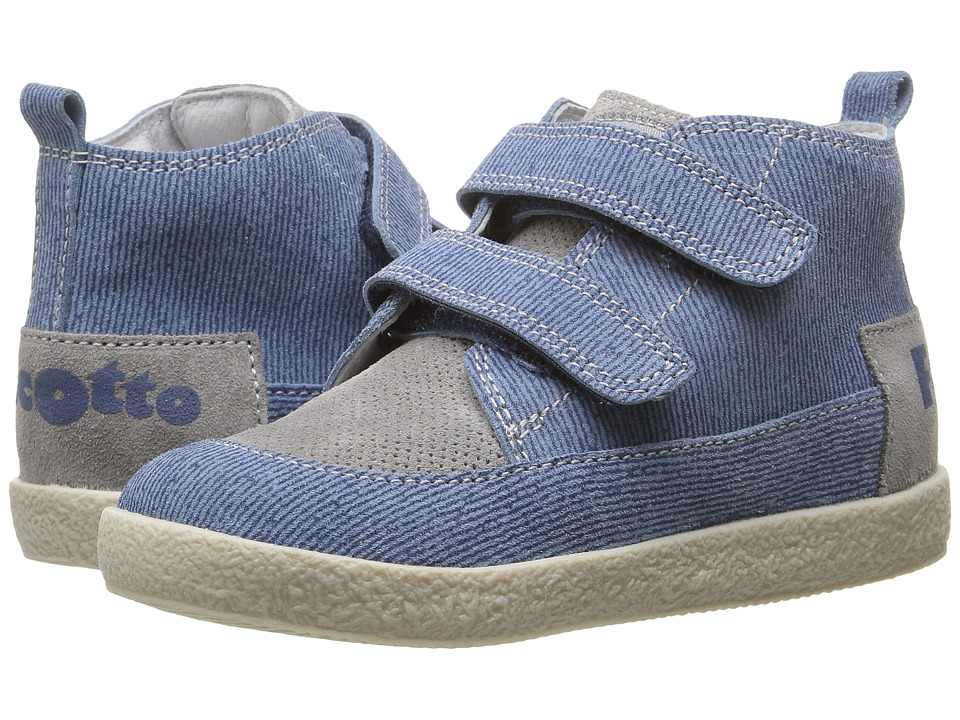 Naturino - Falcotto 1529 VL SS17 (Toddler) (Blue) Boy's Shoes