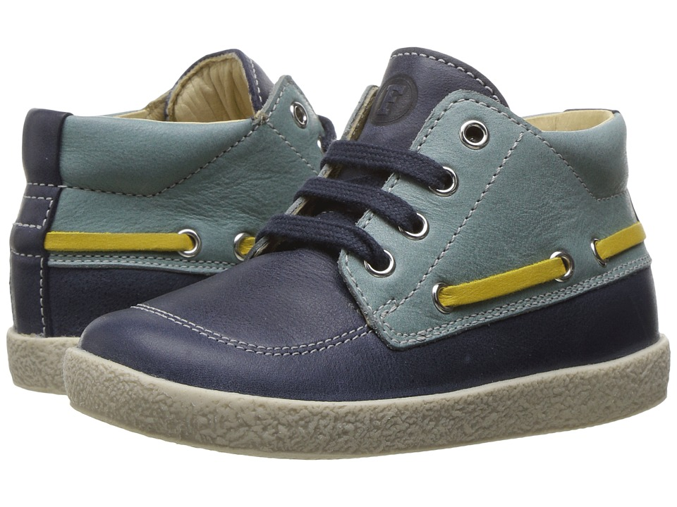 Naturino - Falcotto 1536 SS17 (Toddler) (Blue Multi) Boy's Shoes