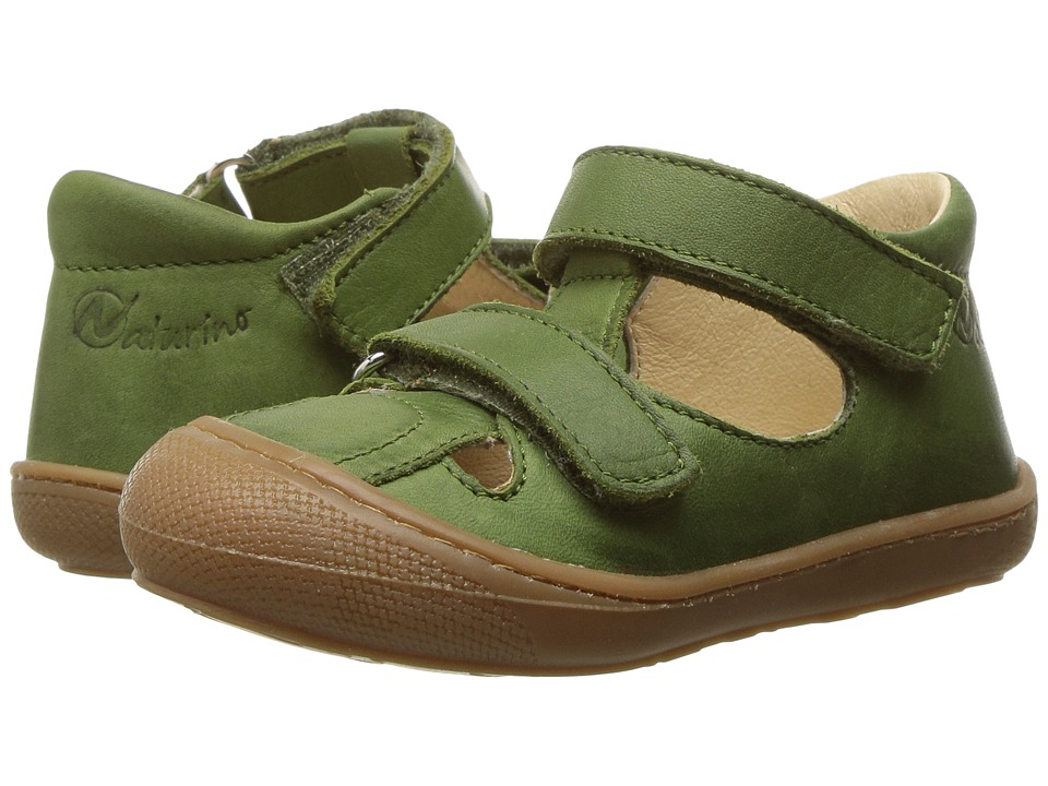 Naturino - 3996 SS17 (Toddler) (Green) Boy's Shoes