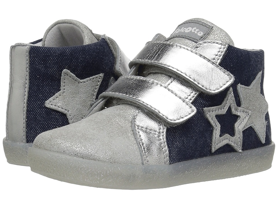 Naturino - Falcotto 1528 VL SS17 (Toddler) (Blue) Girl's Shoes