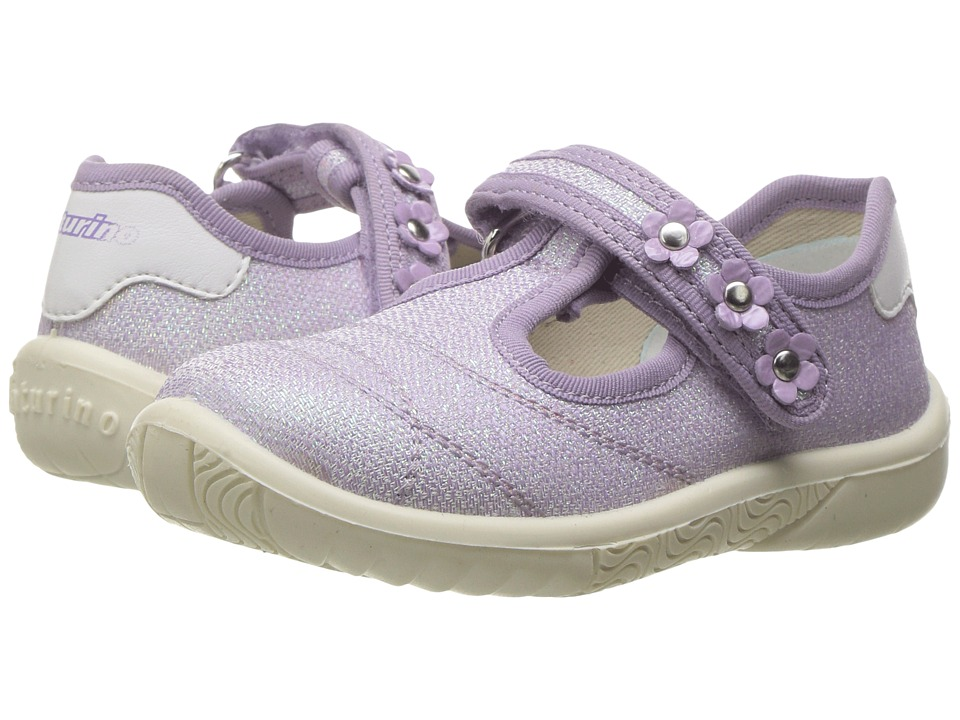 Naturino - 8005 USA SS17 (Toddler/Little Kid) (Purple) Girl's Shoes