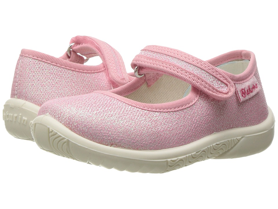 Naturino - 7703 USA SS17 (Toddler/Little Kid) (Pink) Girl's Shoes