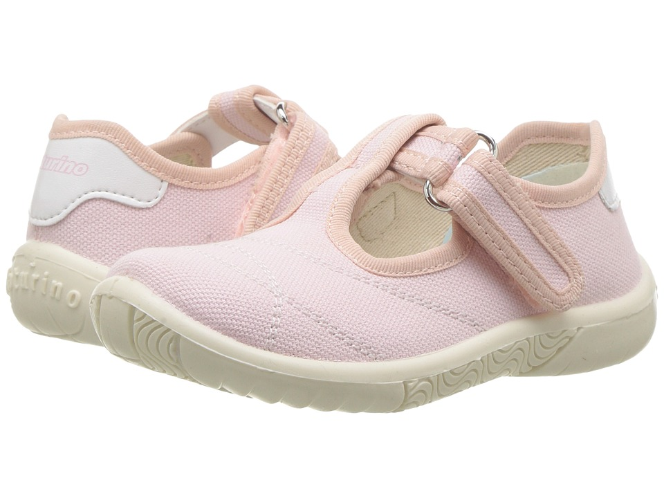 Naturino - 7742 USA SS17 (Toddler/Little Kid) (Pink) Girl's Shoes