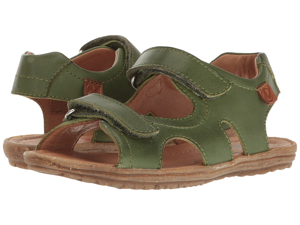 Naturino - Sky SS17 (Toddler/Little Kid) (Green) Boy's Shoes