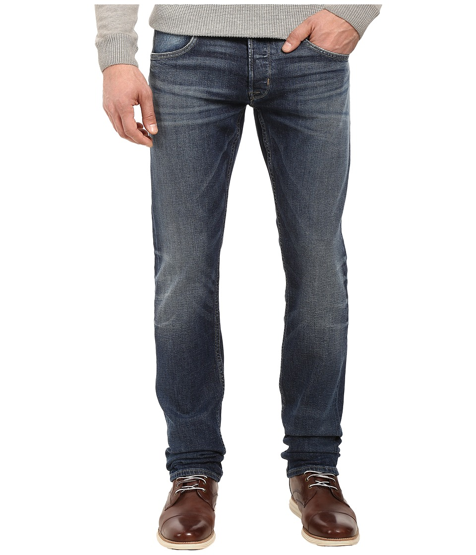 Hudson - Blake Slim Straight Selvedge in Dooms Day (Dooms Day) Men's Jeans