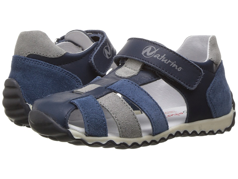 Naturino - Eagle SS17 (Toddler/Little Kid) (Navy Multi) Boy's Shoes