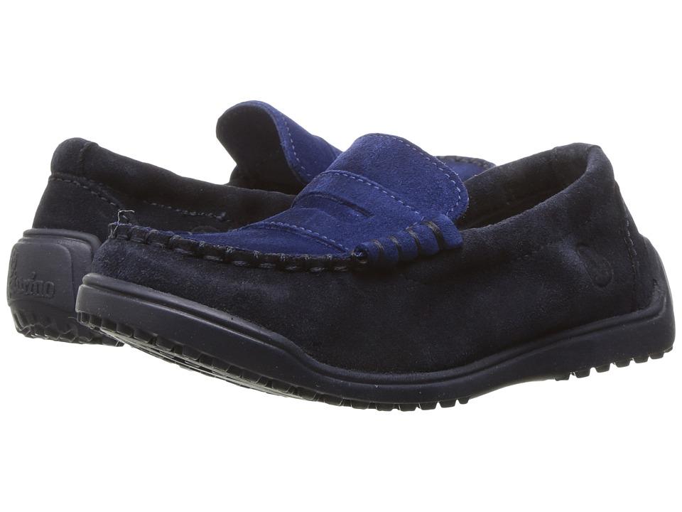 Naturino - 4114 USA SS17 (Toddler/Little Kid) (Blue) Boy's Shoes