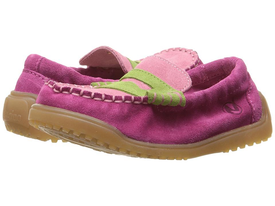 Naturino - 4114 USA SS17 (Toddler/Little Kid) (Fuchsia) Girl's Shoes