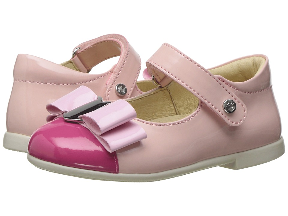 Naturino - 4739 USA SS17 (Toddler/Little Kid) (Pink) Girl's Shoes