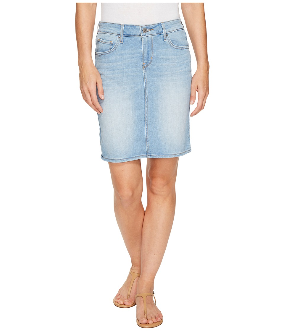 Levi's(r) Womens - New Workwear Skirt (Burning Rays) Women's Skirt