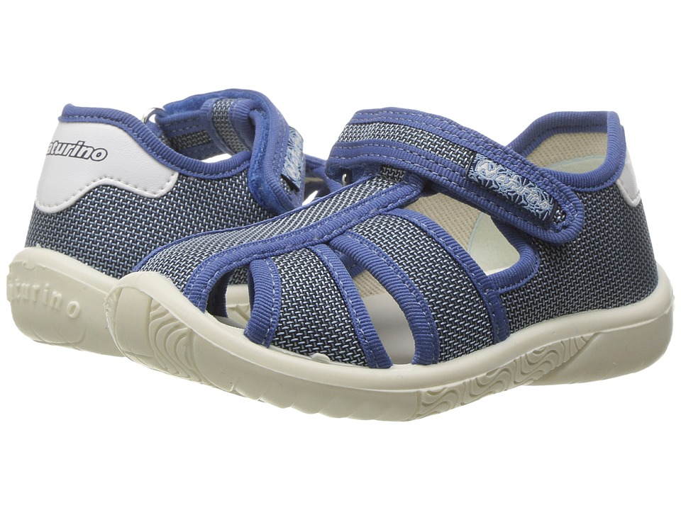 Naturino - 7785 SS17 (Toddler/Little Kid) (Blue 1) Boy's Shoes