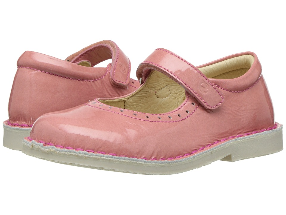 Naturino - 4875 SS17 (Toddler/Little Kid) (Pink Patent) Girl's Shoes