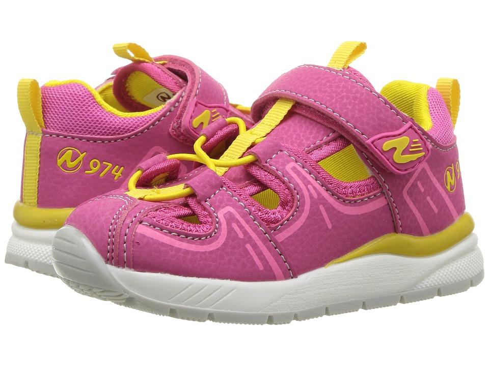 Naturino - Sport 548 SS17 (Toddler/Little Kid) (Fuchsia) Girl's Shoes