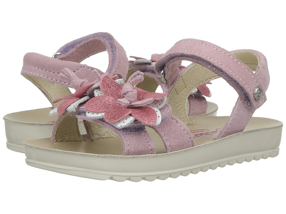 Naturino - 6028 SS17 (Toddler/Little Kid) (Pink) Girl's Shoes