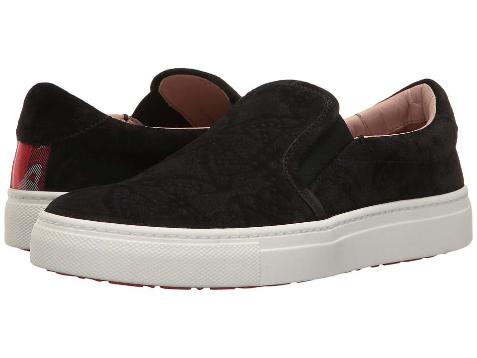 Vivienne Westwood - Slip-On Trainer (Black) Women's Slip on Shoes