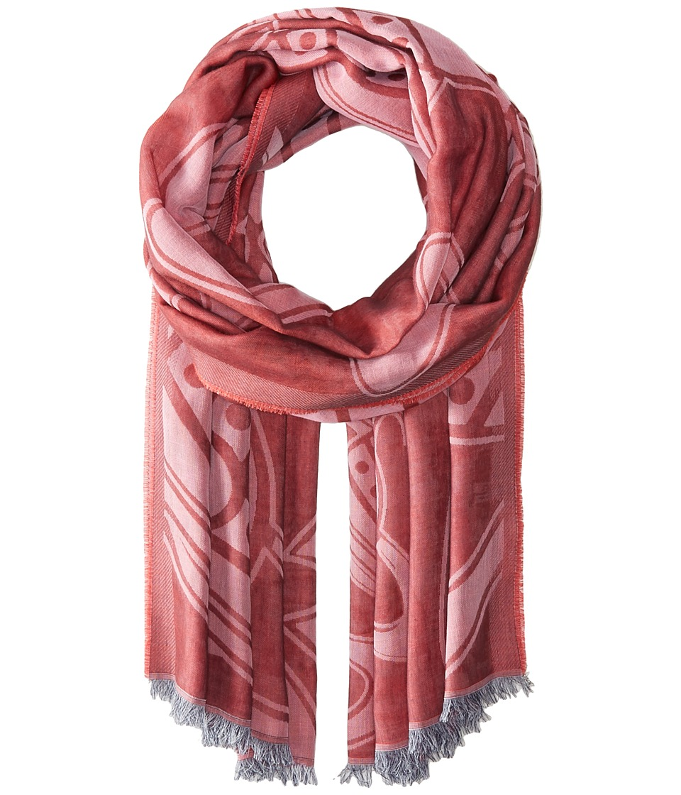 Vivienne Westwood - Paris Orb (Red) Scarves