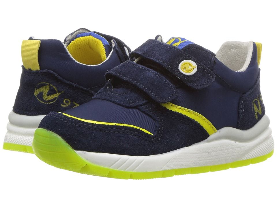 Naturino - Moses SS17 (Toddler/Little Kid/Big Kid) (Navy) Boy's Shoes