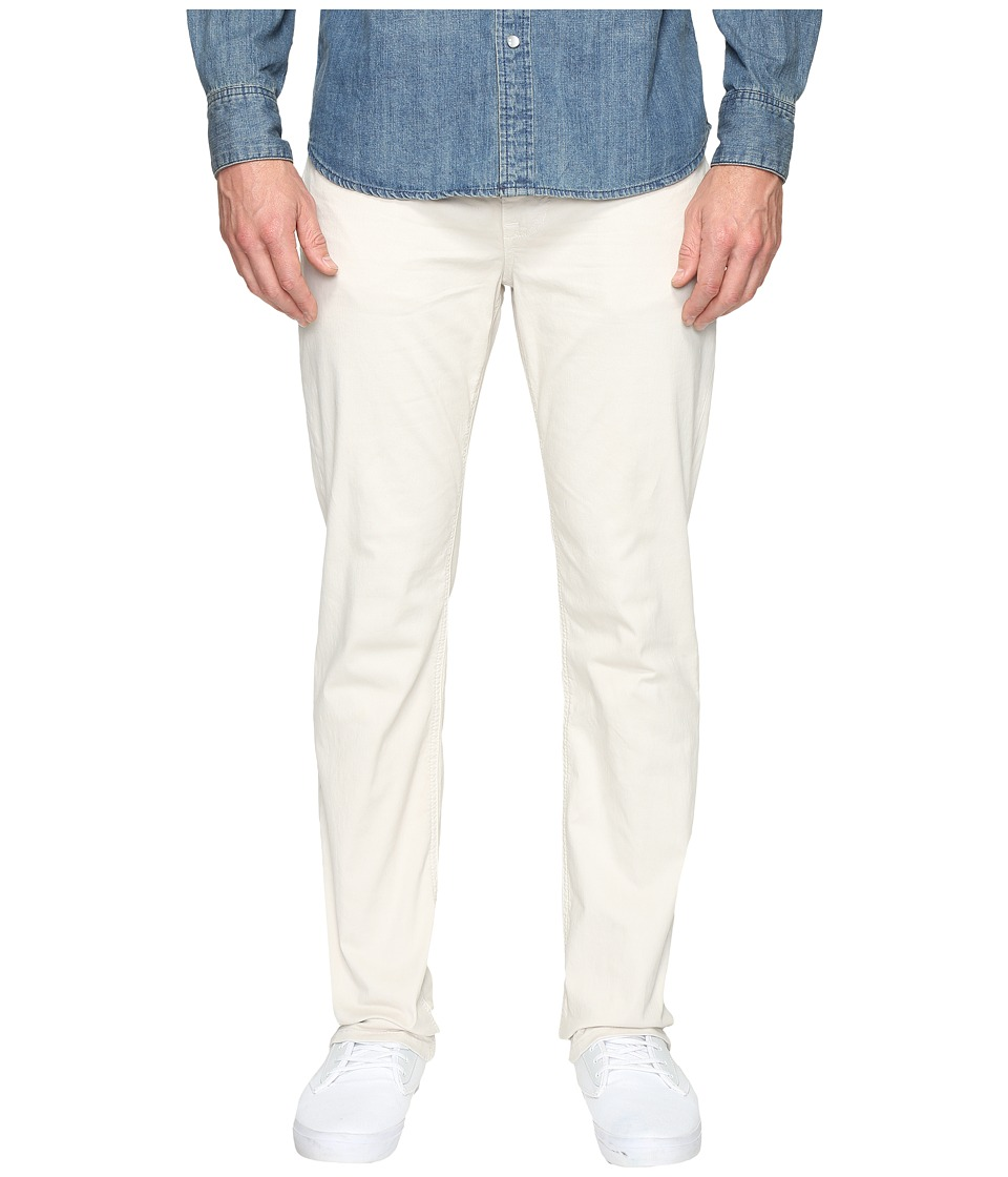 Joe's Jeans - Stevenson Brixton Twill in White Smoke (White Smoke) Men's Jeans