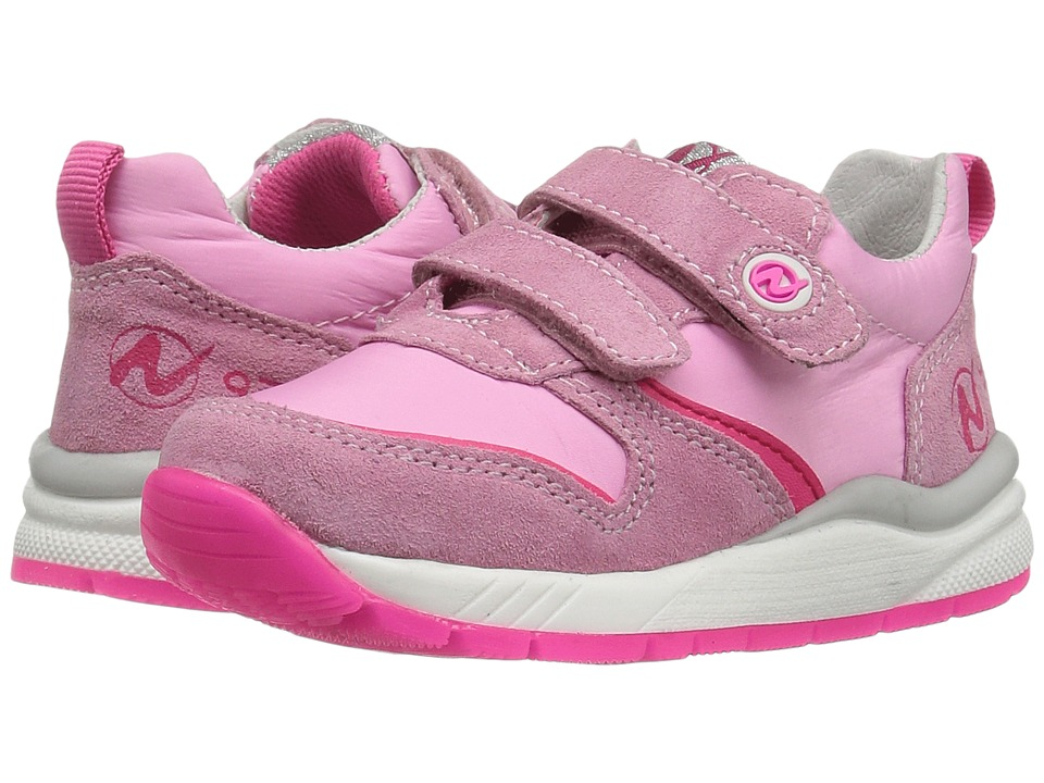 Naturino - Moses SS17 (Toddler/Little Kid/Big Kid) (Pink) Girl's Shoes