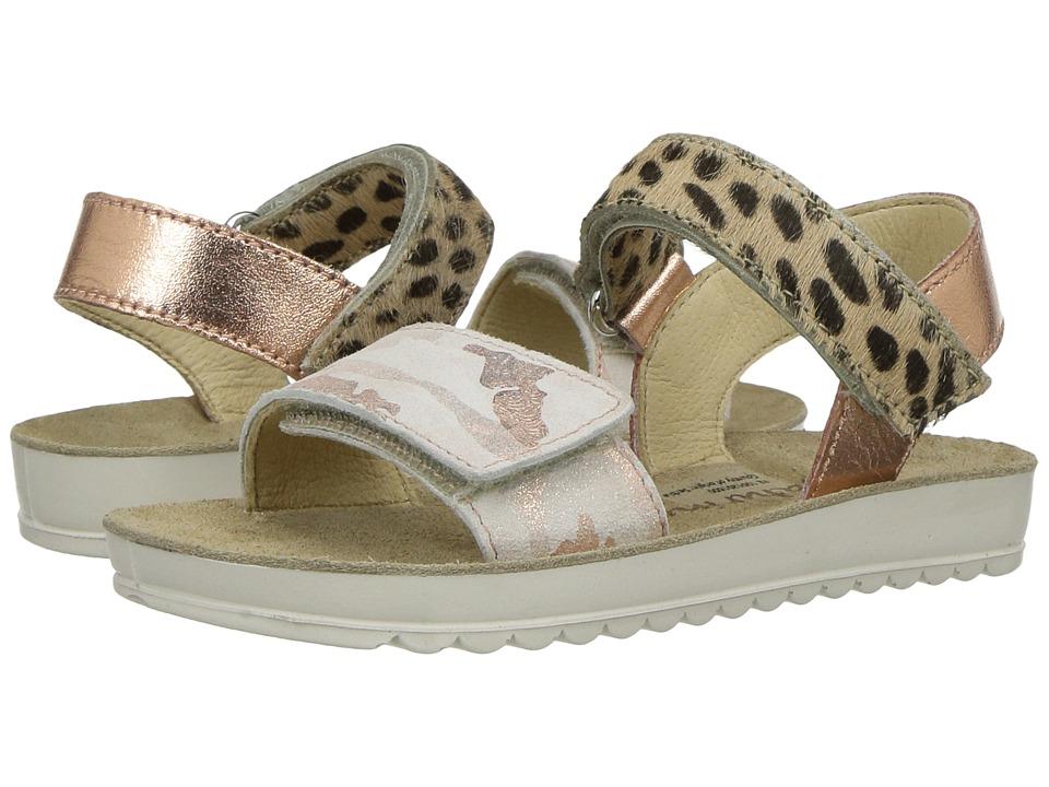 Naturino - 6033 VL SS17 (Toddler/Little Kid/Big Kid) (Pink) Girl's Shoes