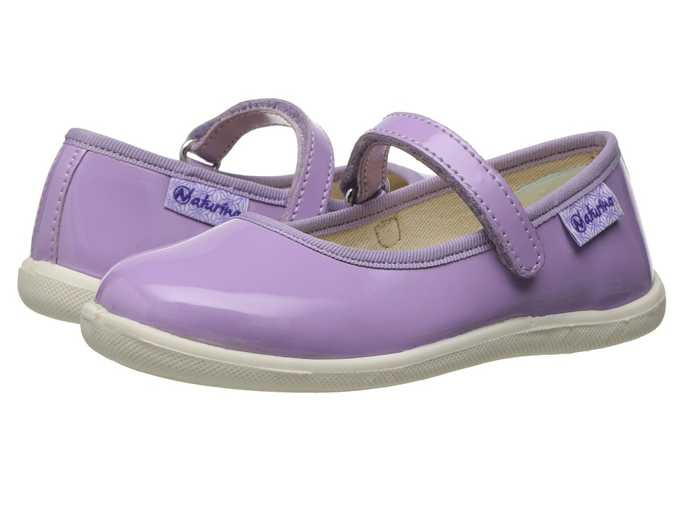 Naturino - 7944 New USA SS17 (Toddler/Little Kid/Big Kid) (Purple) Girl's Shoes
