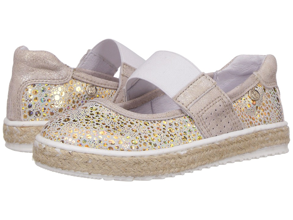 Naturino - 5012 SS17 (Toddler/Little Kid/Big Kid) (Gold) Girl's Shoes