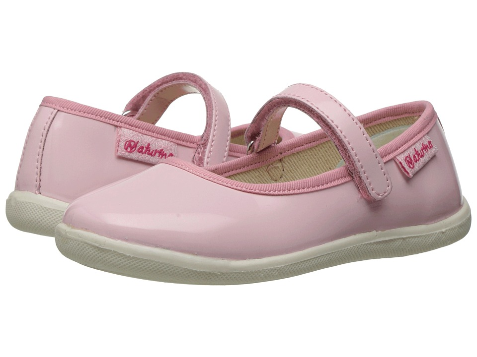 Naturino - 7944 New USA SS17 (Toddler/Little Kid/Big Kid) (Pink) Girl's Shoes