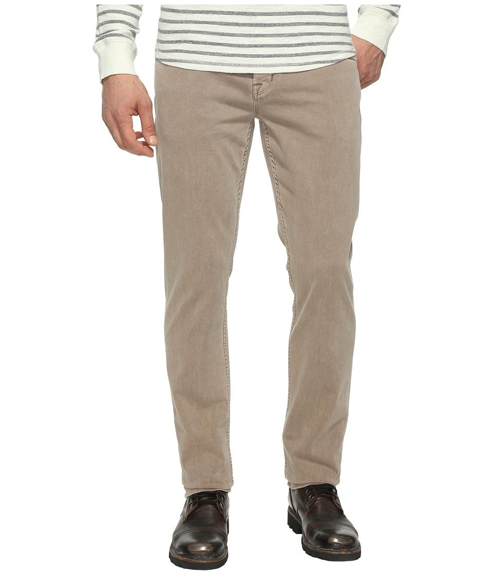 Hudson - Blake Slim Straight in Dust Brown (Dust Brown) Men's Jeans