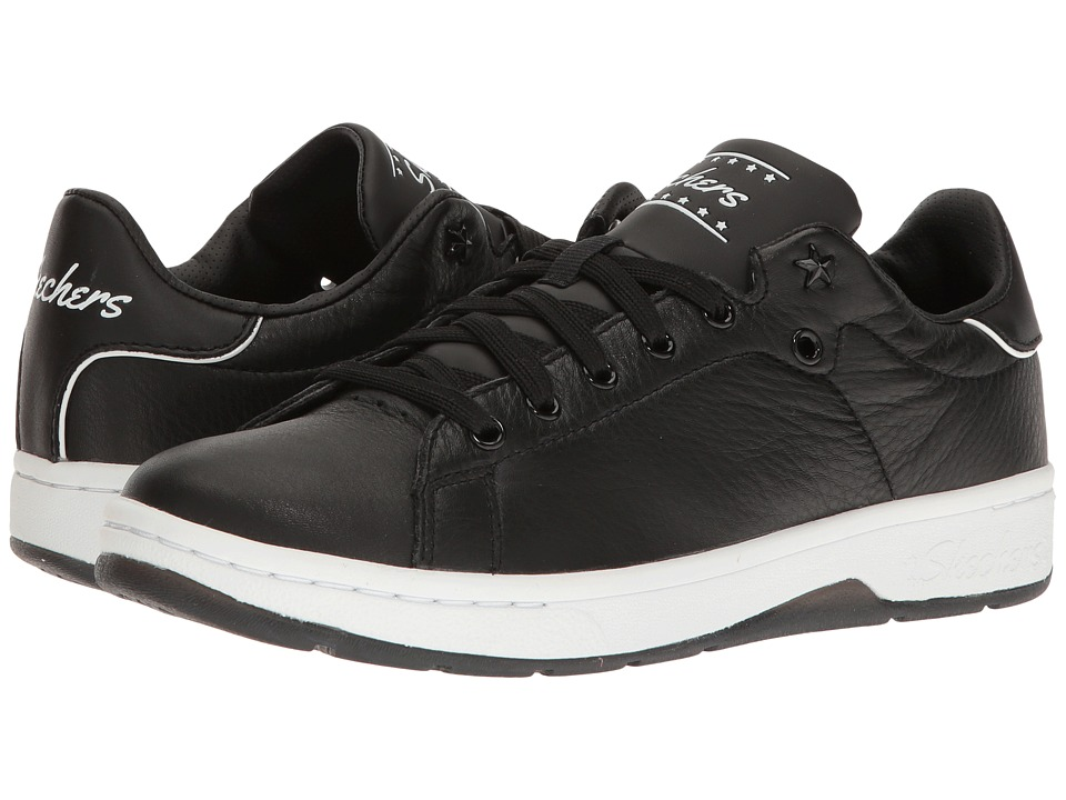 SKECHERS Street - Alpha - Lite (Black 1) Women's Lace up casual Shoes