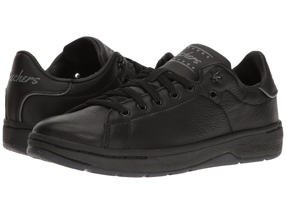 SKECHERS - Alpha - Lite (Black) Women's Lace up casual Shoes