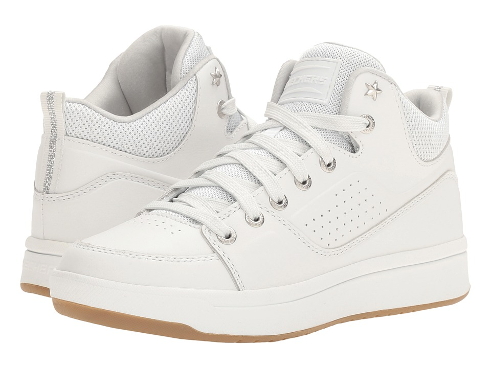 BOBS from SKECHERS Downtown (White) Women