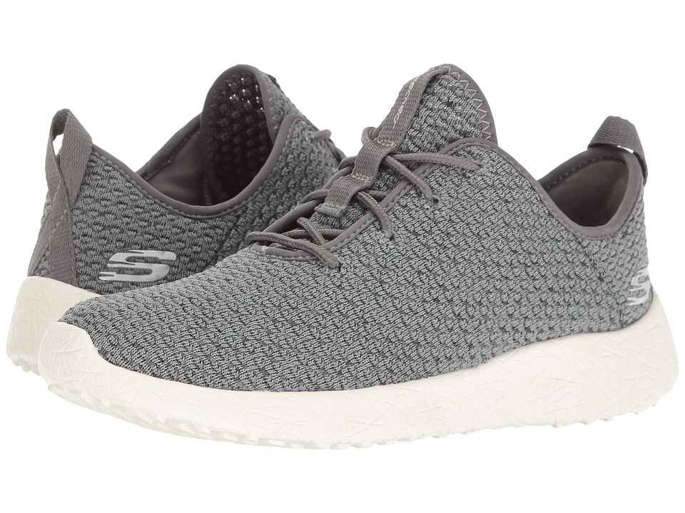 0d44c3b98 ... UPC 190211926173 product image for SKECHERS - Burst - City Scene  (Charcoal) Women s Lace ...