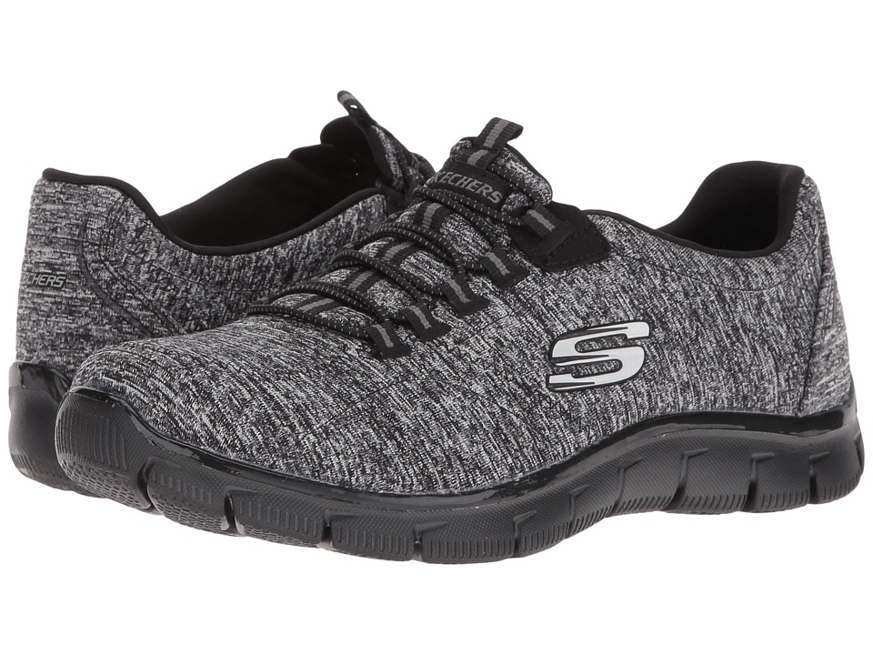 SKECHERS - Empire - Invitation Only (Black) Women's Lace up casual Shoes