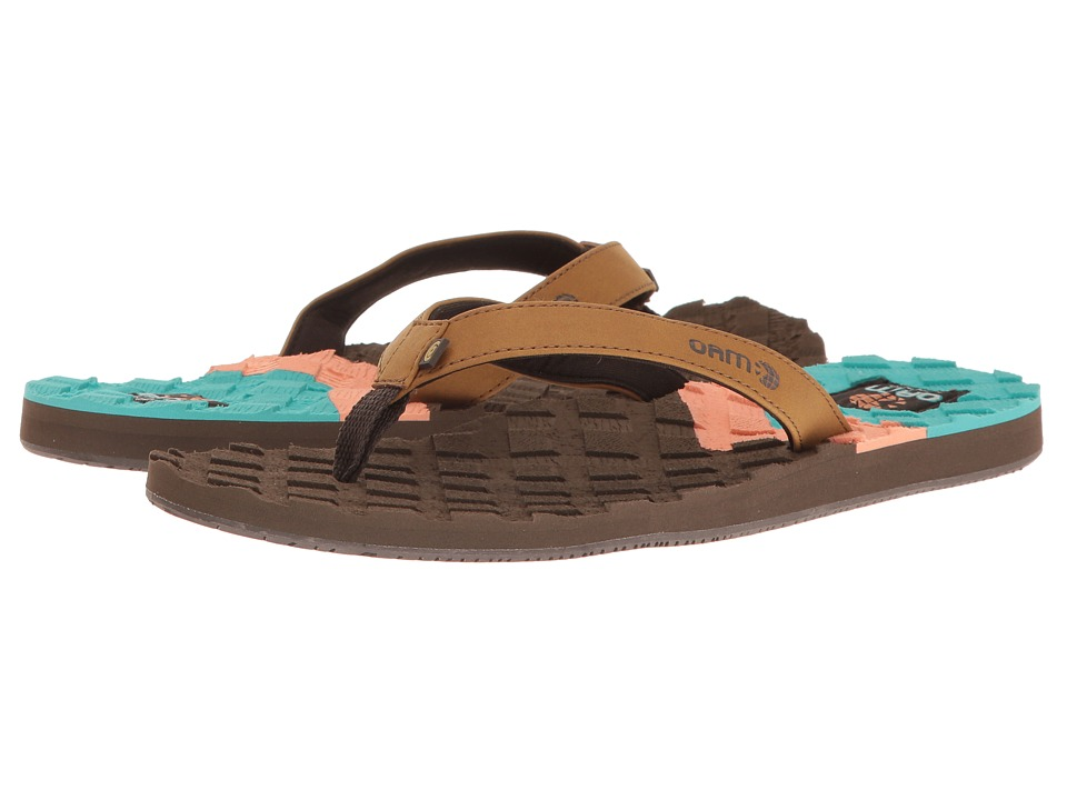 Cobian - Foam (Chocolate) Women's Sandals