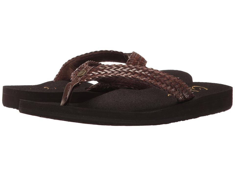 Cobian - Lalati (Chocolate) Women's Sandals