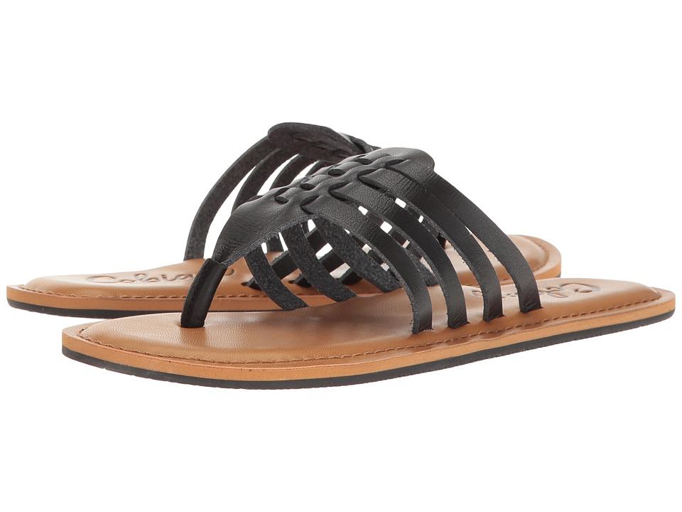 Cobian - La Paz (Black) Women's Sandals