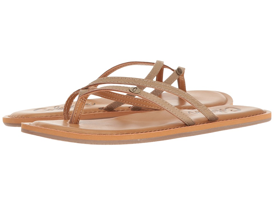 Cobian - Lucia (Natural) Women's Sandals