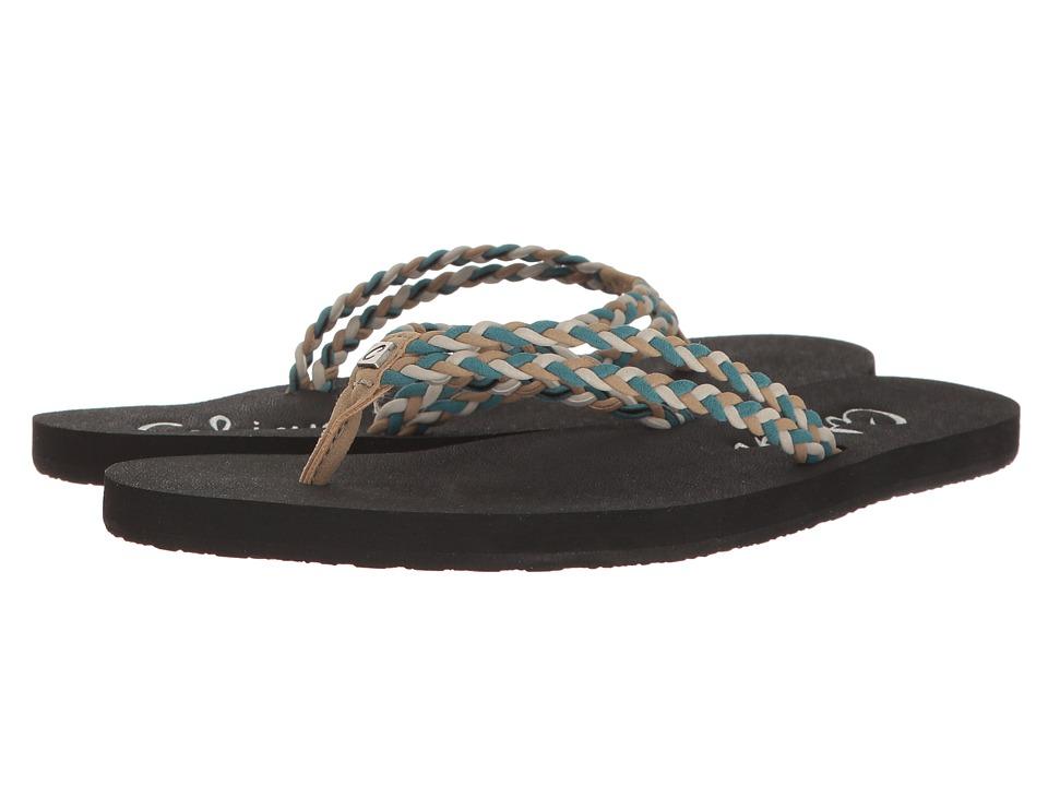 Cobian - Leucadia (Teal) Women's Sandals