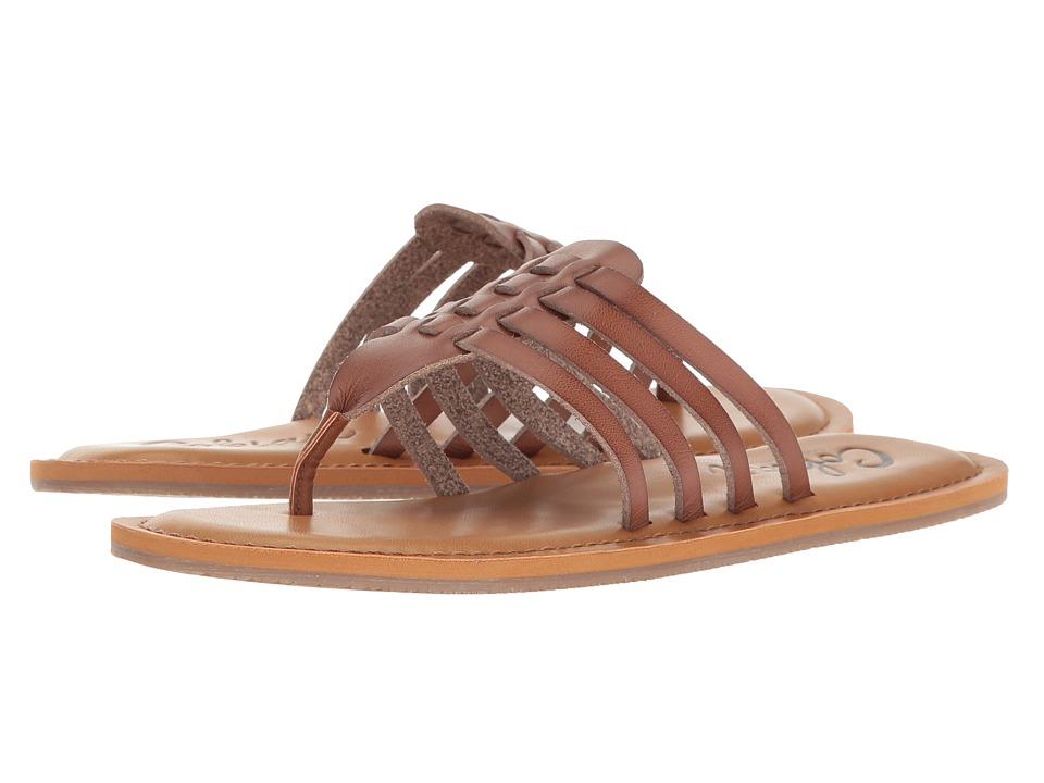 Cobian - La Paz (Brown) Women's Sandals