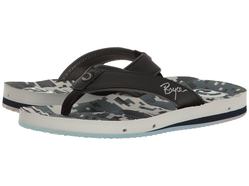 Cobian - Boyce Draino (Ocean Camo) Men's Shoes