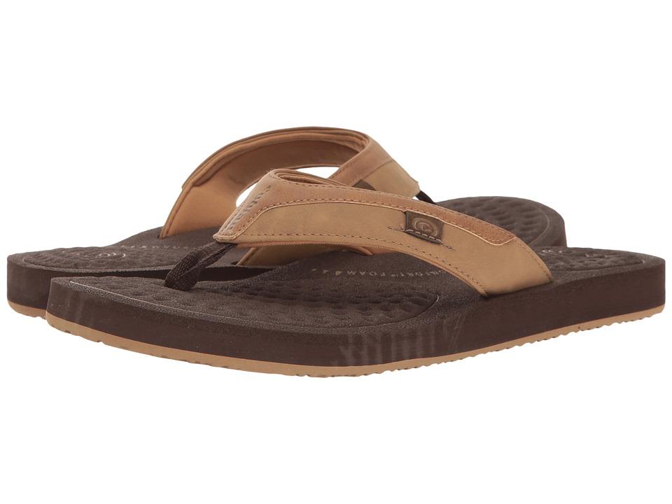 Cobian - Ultra Pod (Brown) Men's Shoes
