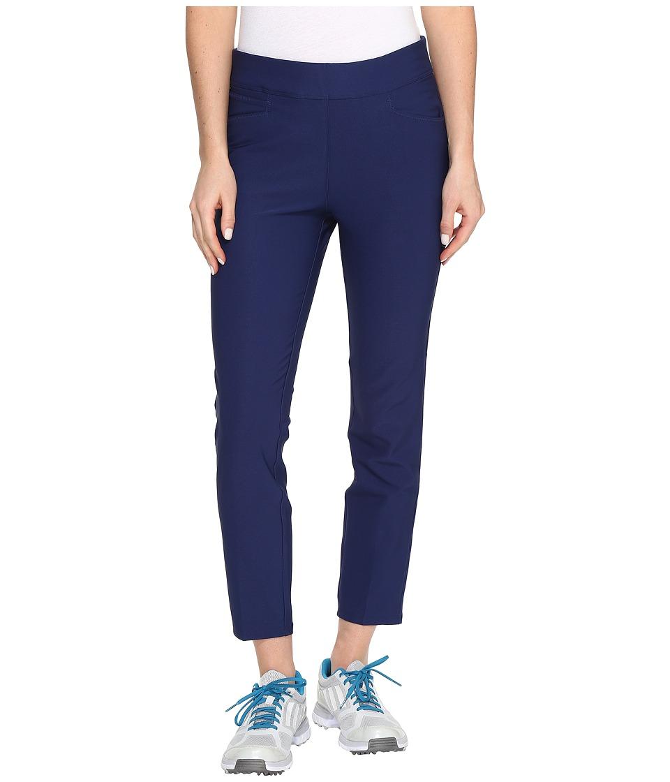 adidas Golf - Ultimate Adistar Ankle Pants (Night Sky) Women's Workout