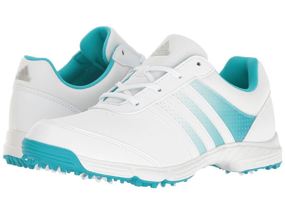 adidas Golf Tech Response (Ftwr White/Ftwr White/Energy Blue) Women