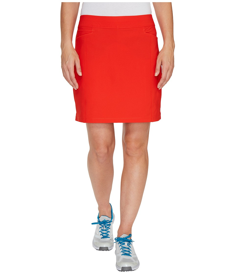 adidas Golf - Ultimate Adistar Skort (Core Red) Women's Skort