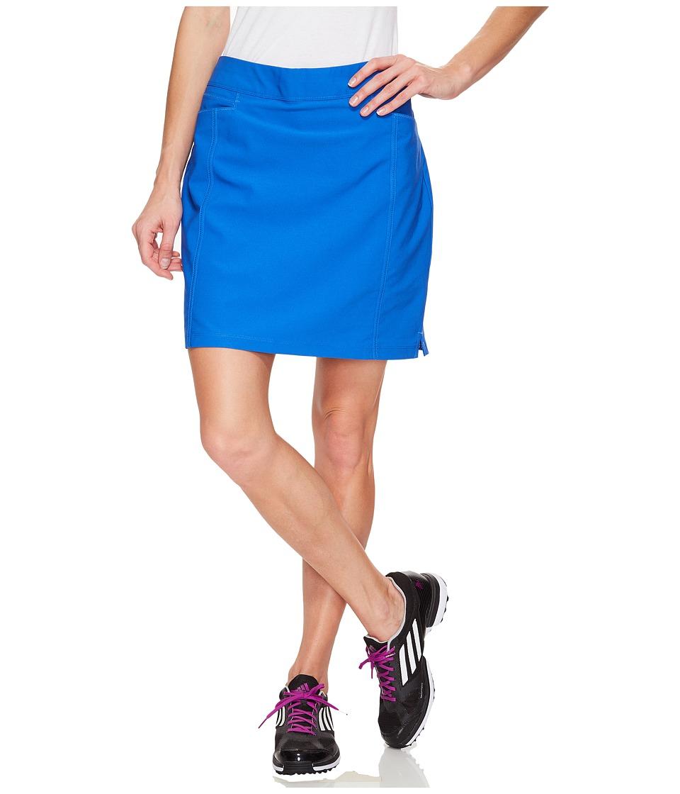 adidas Golf - Ultimate Adistar Skort (Blue) Women's Skort