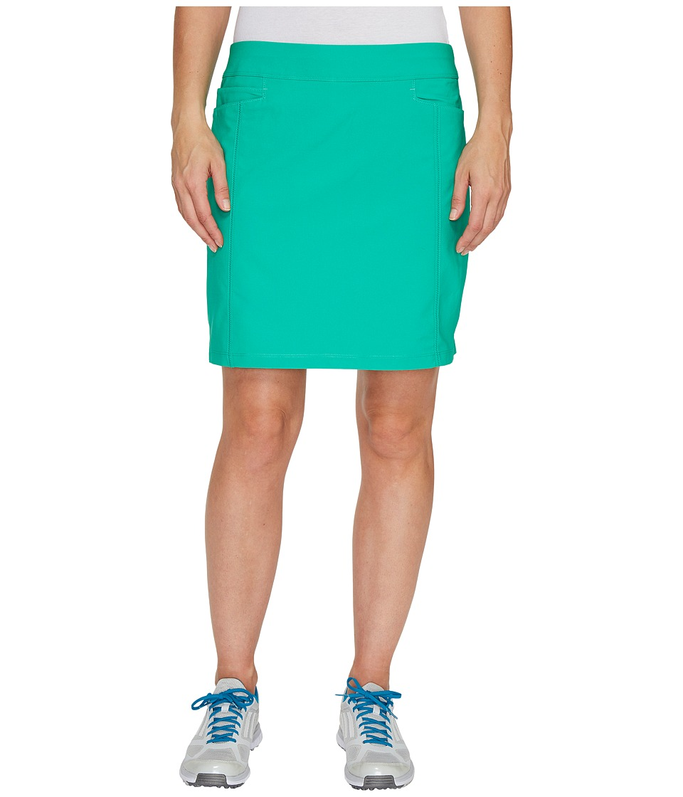 adidas Golf - Ultimate Adistar Skort (Core Green) Women's Skort