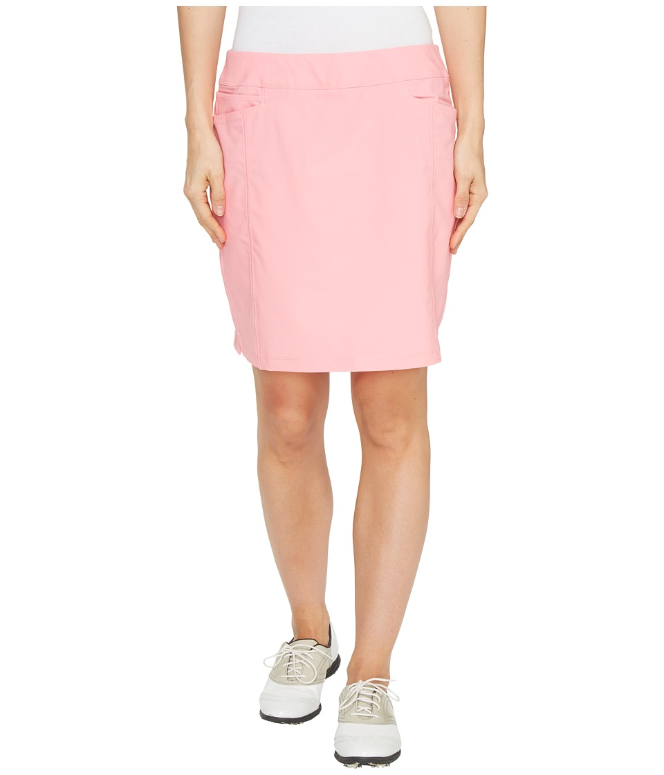 adidas Golf - Ultimate Adistar Skort (Easy Pink) Women's Skort